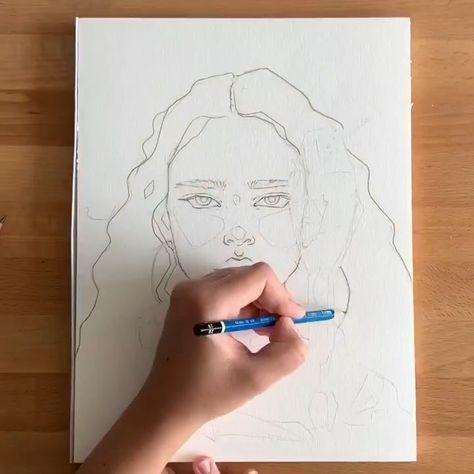 #drawthisinyourstyle #paintings
