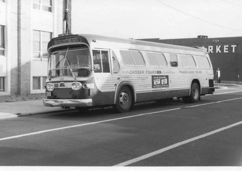 Manhattan Lines Bus 1969 55 Line Another Great Picture Of A