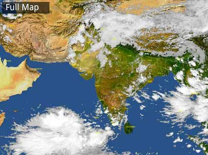 Satellite Map Of Monsoon Pin by Skymet Weather Services private limited on Satellite