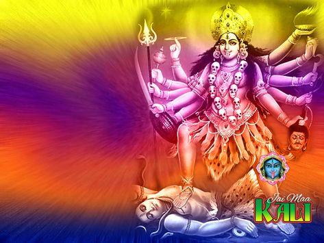 Kali Hindu Goddess Wallpaper Hd Wallpapers On Picsfair Com
