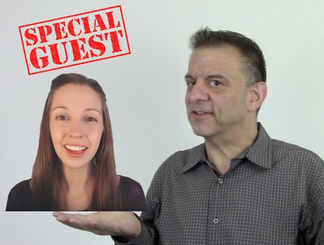 For today's Podcast English lesson, we have a special guest! It's Vanessa from…