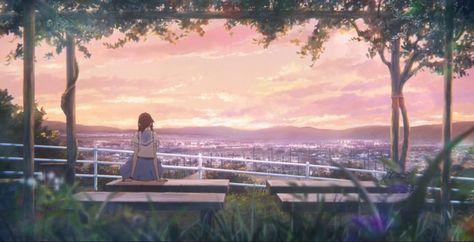 #wallpaper #lizandthebluebird #anime