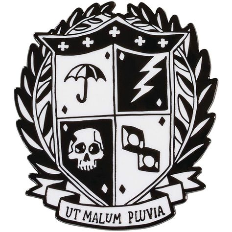 Geeks, Academy Logo, All The Bright Places, Under My Umbrella, Netflix Series, Crests, Dark Horse, My Chemical Romance, Coat Of Arms