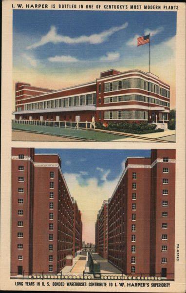 Bernheim Distilling Company Louisville Louisville Kentucky Distillation