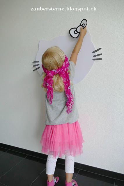 Hello Kitty Geburtstag Spiel Hello Kitty Party Kinder Party