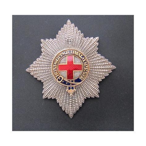 Order Of The Garter Star Ca 1810 1815 Giclee Print Art Com In 2021 Order Of The Garter Giclee Print Culture Art