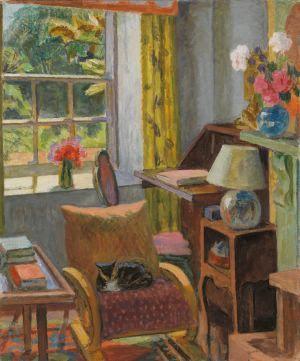 'Charleston Drawing Room [1945 Vanessa Bell].