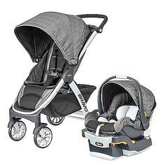 The Bravo Trio Travel System From Chicco Is Born To Perform This