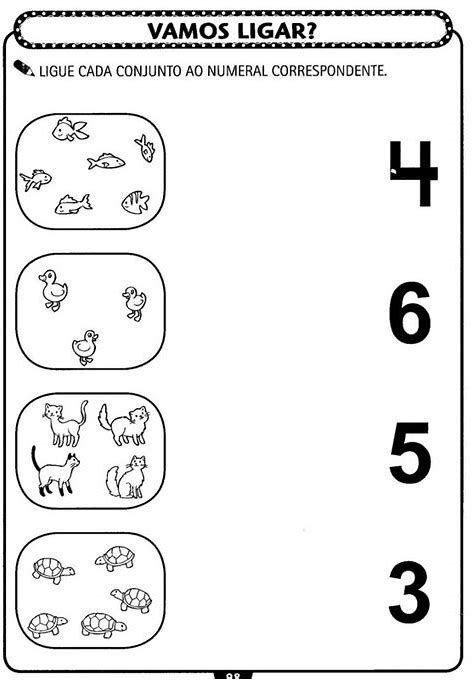 Resultado De Imagem Para Atividades De Matematica Educacao Infanti