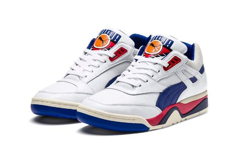 Puma Channels '90s Style With Palace Guard OG & Uproar Pack