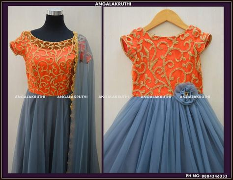 42e5416007 #Mother and daughter matching dress designs by Angalakruthi boutique  Bangalore #Mom and Me dress designs #Me and Mom matching dress designs  #Family matching ...