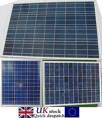 40w 50w 80w 100w 120w 200w Solar Panel For Charging 12v Battery System Caravan Solar Panels Solar Portable Solar Panels