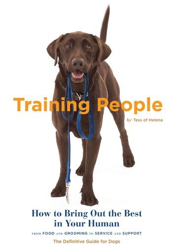 Training People Ebook By Tess Of Helena In 2020 Dog Training