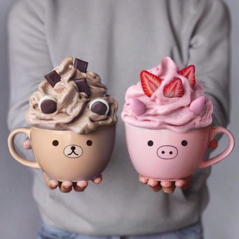 The Latest Vegan Creations Of Naturally Jo Are Ultra Kawaii And Colorful | CutesyPooh