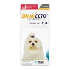 Bravecto For Dogs Chew Tabs Provides Effective Prevention Of Fleas And Ticks For Up To 12 Weeks Online At Lowest Pr Brown Dog Tick American Dog Dogs For Sale
