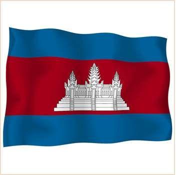 Hasil Gambar Bendera Kamboja Gambar