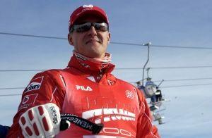 Giallo sul risveglio di Schumacher