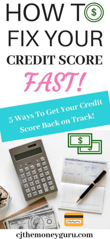 How to Fix Your Credit Score and Why it Matters