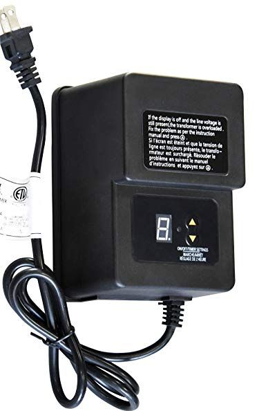 Kh 60t 60w Low Voltage Transformer 60 Review Landscape Lighting Transformer Low Voltage Transformer Landscape Lighting