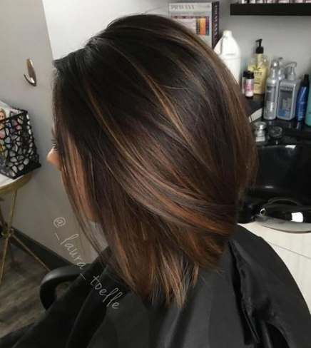 17 Ideas For Chocolate Brown Hair With Lowlights Brunettes Subtle Highlights Brown Bob Hair Brown Hair With Highlights Brunette Hair Color