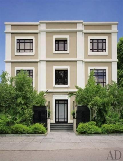 Exterior House Colors India 34 Best Ideas House Paint Exterior Exterior House Paint Color Combinations Exterior House Colors
