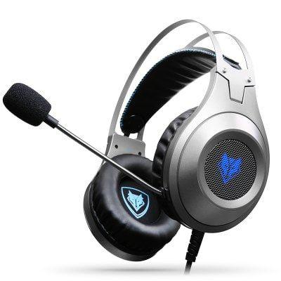 Nubwo N2 Gaming Headset Gaming Headphones Pc Headphones Headphones