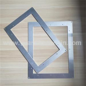 Aluminiumframe For Led Material Aluminium 5052 Size 292mm 232mm Thickness Mm Weight 125 G Color Silver Led Lights Frame Stainless Steel Brackets