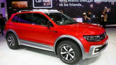 2020 Volkswagen Tiguan Dengan Gambar