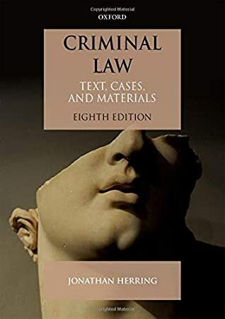 Get Book Criminal Law Text Cases And Materials Criminal Law Got Books Criminal