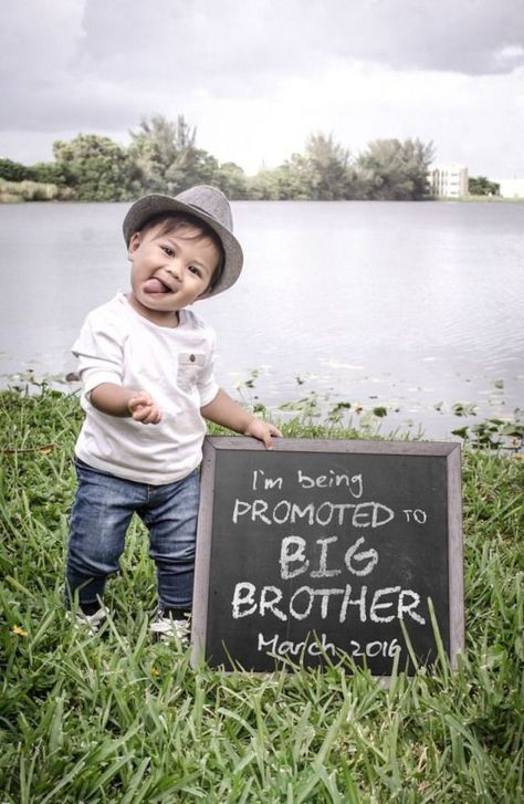 Big brother   new baby   second baby announcement  #announcement #baby #babyannouncement #babybump #babyontheway #pregnancyannouncement #pregnant #sibling #wereexpecting #werepregnant #with