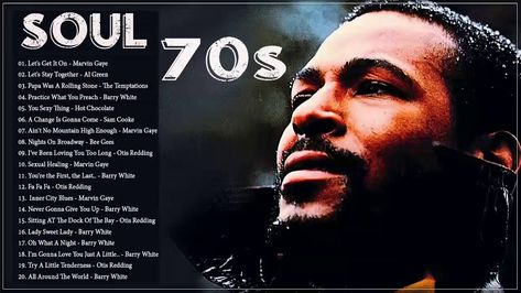Best Soul Songs 2019 Best Soul Music of the 70's ♥♥♥♥ The 100 Greatest Soul Songs
