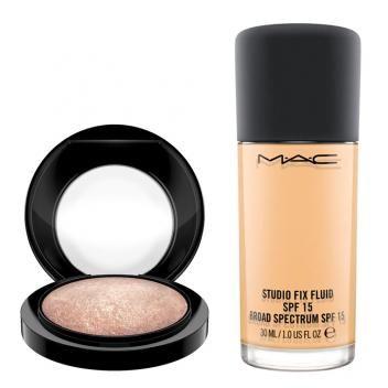 Mac Studio Fix Skinfinish Base Po Iluminador Mac