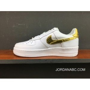 NIKE AIR FORCE 107 CR7 AQ0666 100 Cristiano Ronaldo White