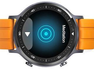 مواصفات ريلمي وتش اس Realme Watch S Garmin Watch Wearable Smart Watch