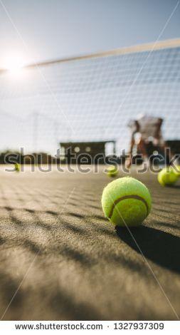 45+ Lying on tennis balls ideas in 2021