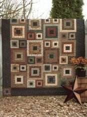 Old Hickory from Country Sampler quilting.