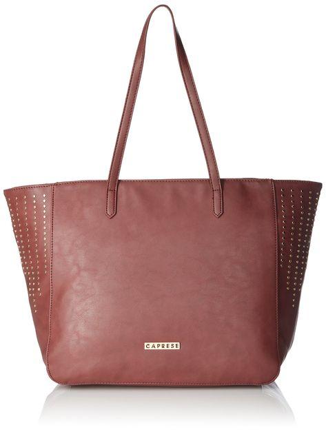 71d20c94f088 Caprese Women s Tote Bag (Burgundy)