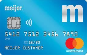 How To Apply For Meijer Credit Card With Images Credit Card