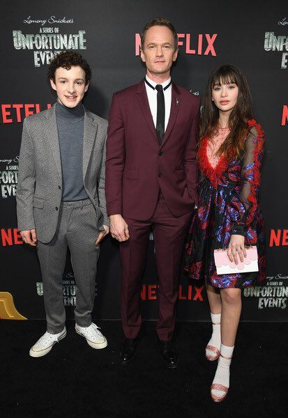 Their Amazing Actors And I Luv Them All A Series Of Unfortunate