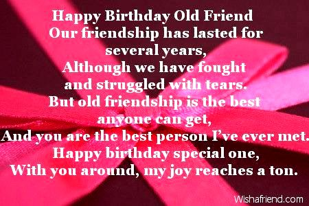 Alles Gute Zum Geburtstag Bester Freund Gedichte Top Freunde