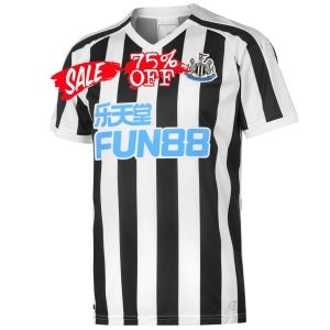 separation shoes 05cb3 d5782 Newcastle 2018-19 Top Home Jersey [M542] | cheap Newcastle ...