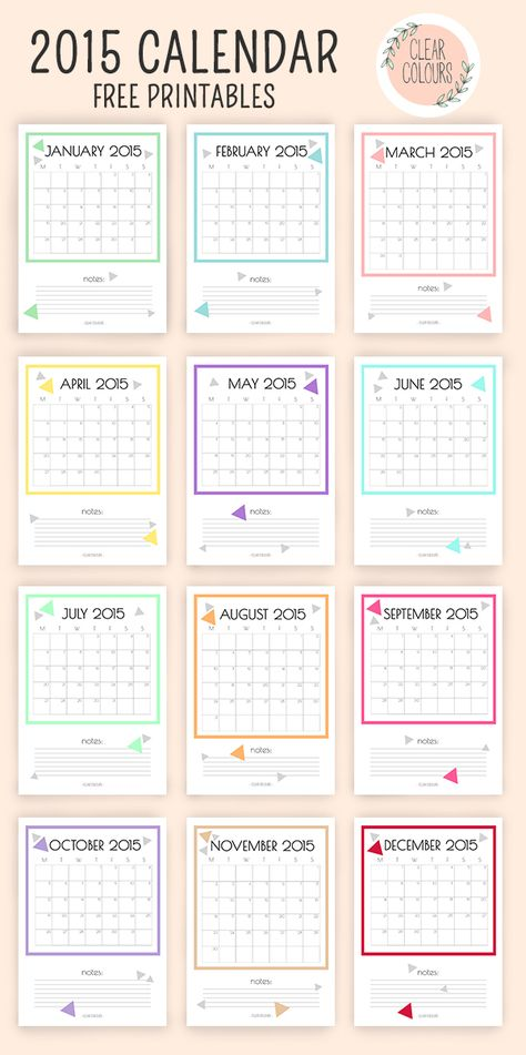17 best images about my diy agenda 2015 on Pinterest Free - how to create a agenda