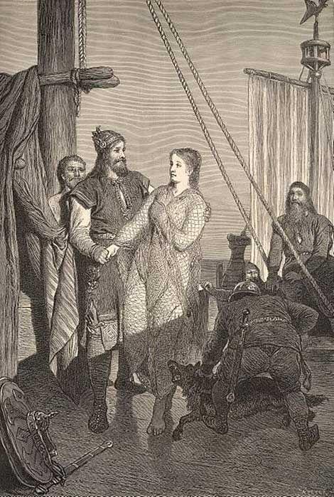 Ragnar Lothbrok Legendary Hero Or Historical Figure Viking History Vikings Norse Vikings