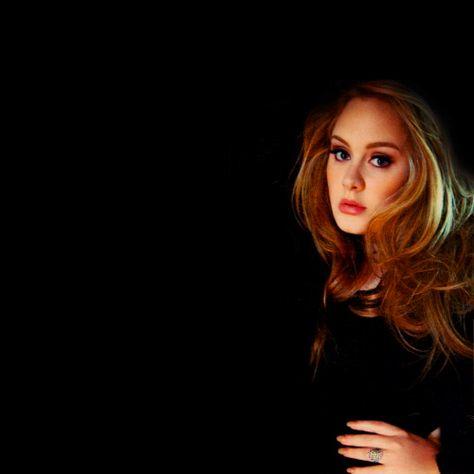 Adele looking fabulously stunning!