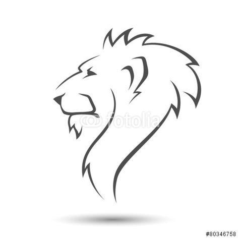 Tattoo Lion Head Geometric 63 Super Ideas In 2020 Tatoeages