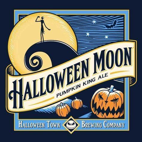 Halloween Moon - MD