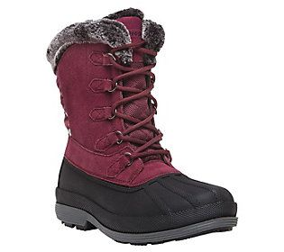Propet Cold Weather Boots Lumi Lace Tall — | Cold