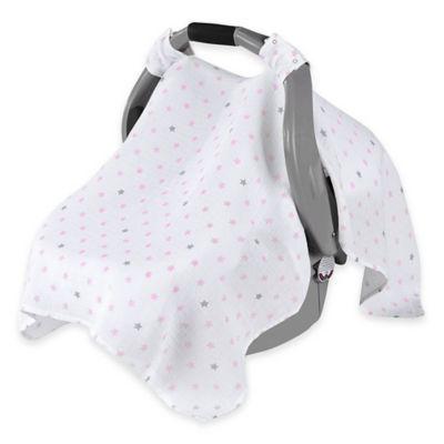 Darling brand new Aden And Anais Nursing pillow Cover 100/% Cotton Muslin