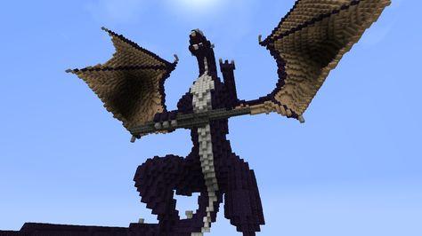 Dragon Statue Schematic Download Minecraft Project