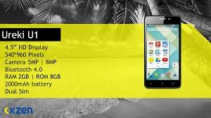 KZEN Ureki U1 MT6580 Android 7 0 Official Firmware Flash Files